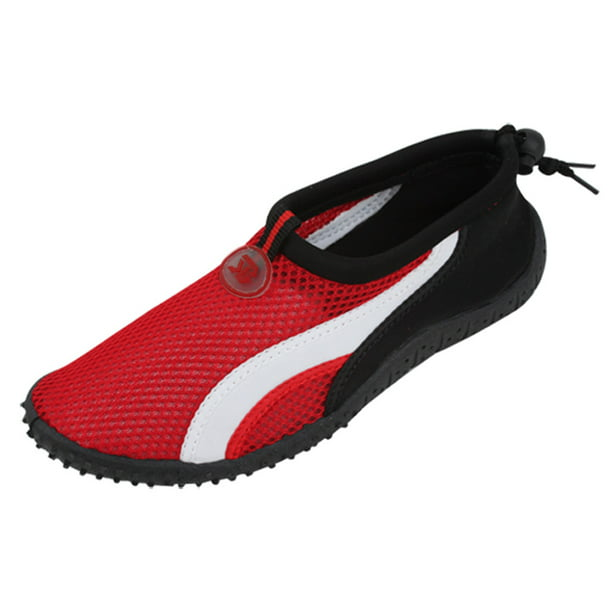 Star Bay - New StarBay Brand Women's Red Athletic Water Shoes Aqua Socks  Size 7 - Walmart.com - Walmart.com