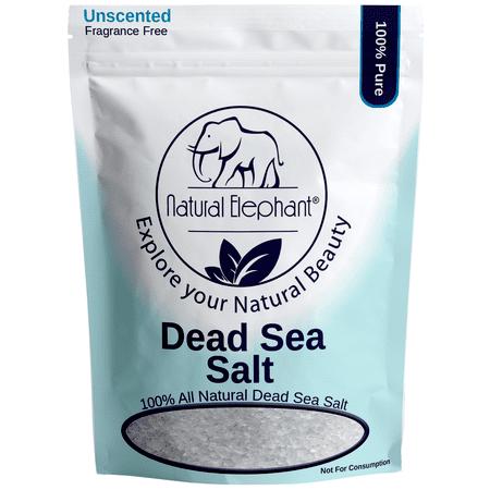 Coarse Dead Sea Salt 5 lb (2.25 kg) by Natural (Epsom Salt Vs Dead Sea Salt Bath)