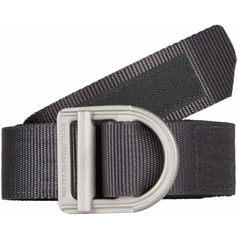 "5.11 Tactical Trainer 1-1/2"" Belt, Charcoal"