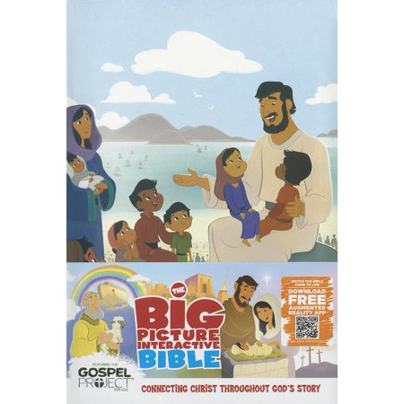 Big Picture Interactive / The Gospel Project: Big Picture Interactive Bible-HCSB (Other)