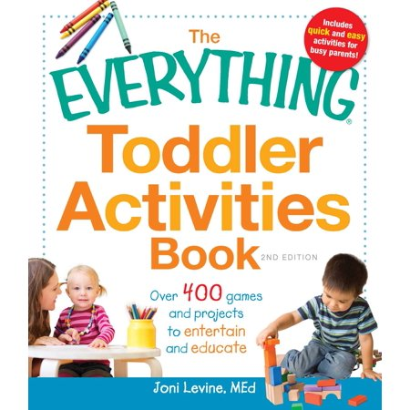 The Everything Toddler Activities Book : Over 400 games and projects to entertain and educate - Art Projects For Toddlers Halloween
