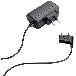 Sony Ericsson Charger  Convenient Lightweighted Travel Wall Charger For Blackberry 857 Blackberry 957