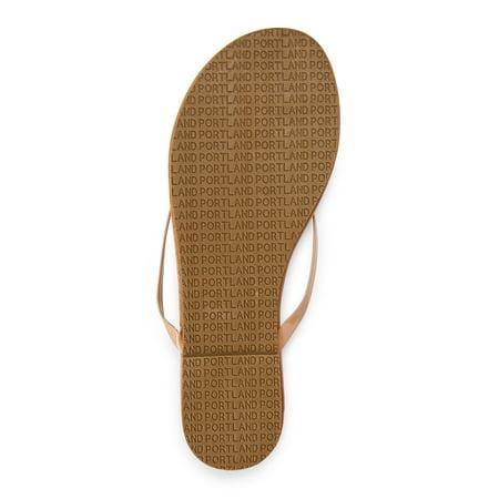 Portland Boot Company Womens 2-Pack Flip Flops