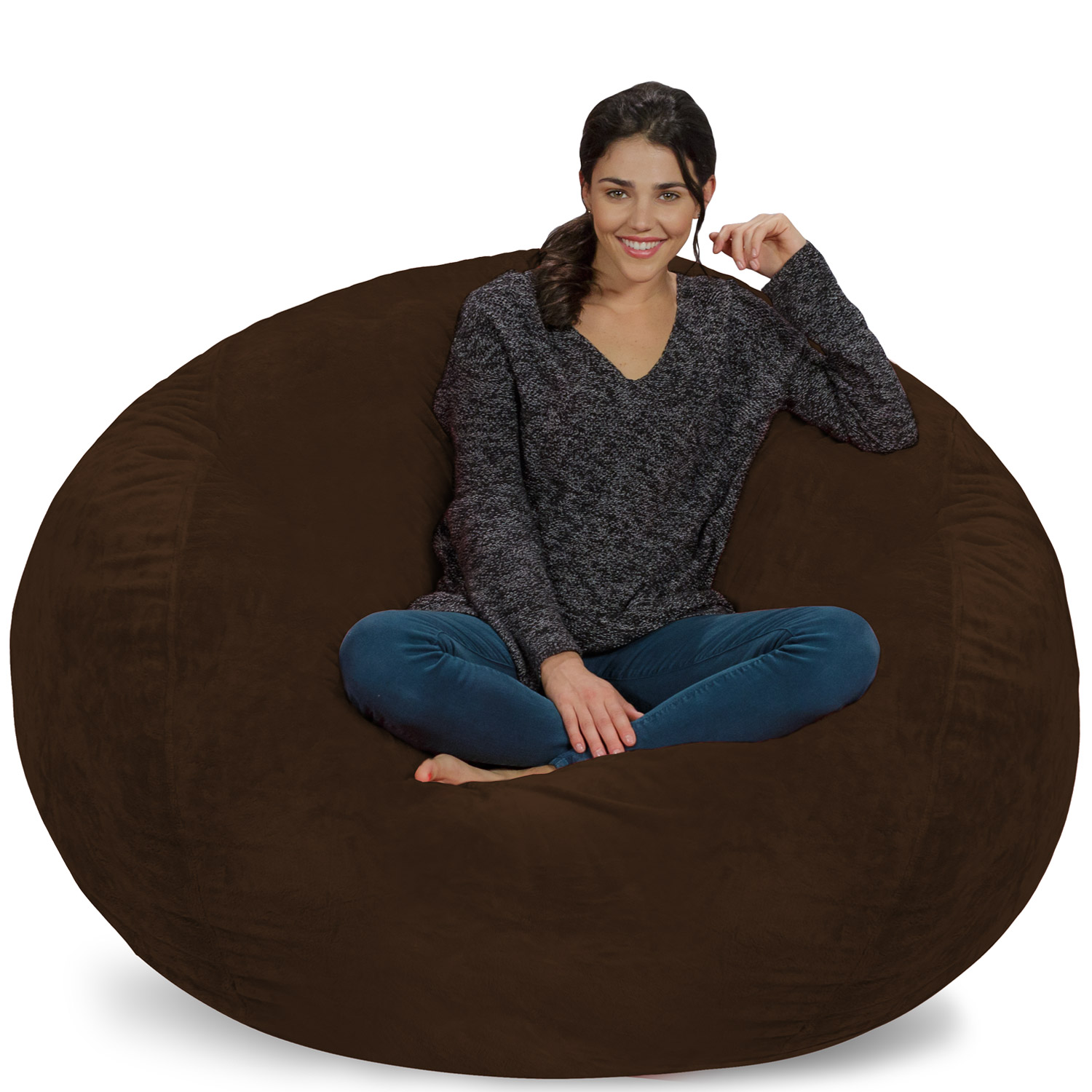 Bean Bag Lounger - 5 ft
