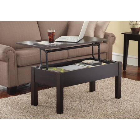 Mainstays Lift Top Coffee Table Multiple Colors