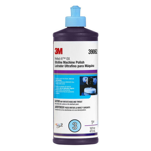 3M 39062 Perfect-It Ultrafine Machine Polish 16 oz.