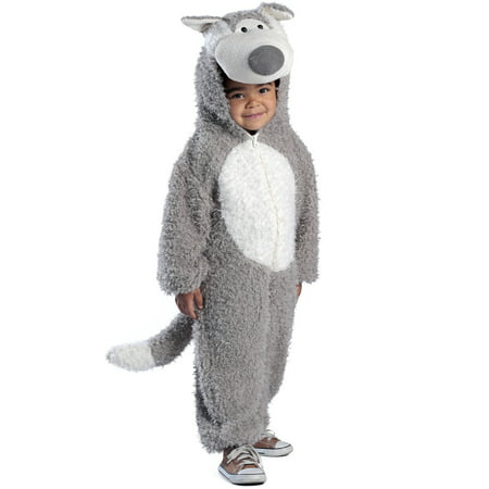 Princess Paradise Premium Big Bad Wolf Toddler Costume](Big Bad Wolf Mens Costume)