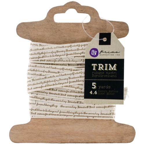 Trim 2 Yards/Pkg-Script