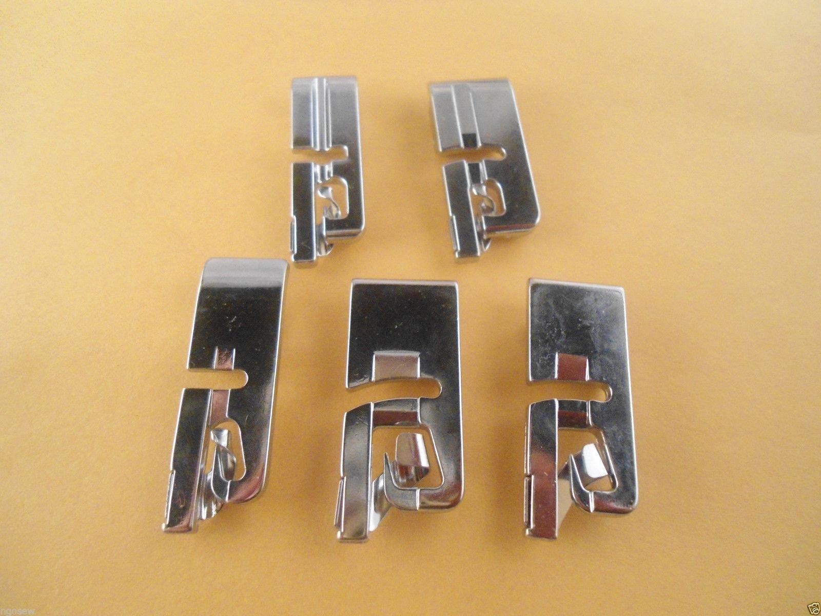 """Hemmer 6mm-1//4/"""" Foot for Bernina Old Style730-1630"""