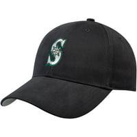 Seattle Mariners Fan Favorite Basic Adjustable Hat - Navy - OSFA