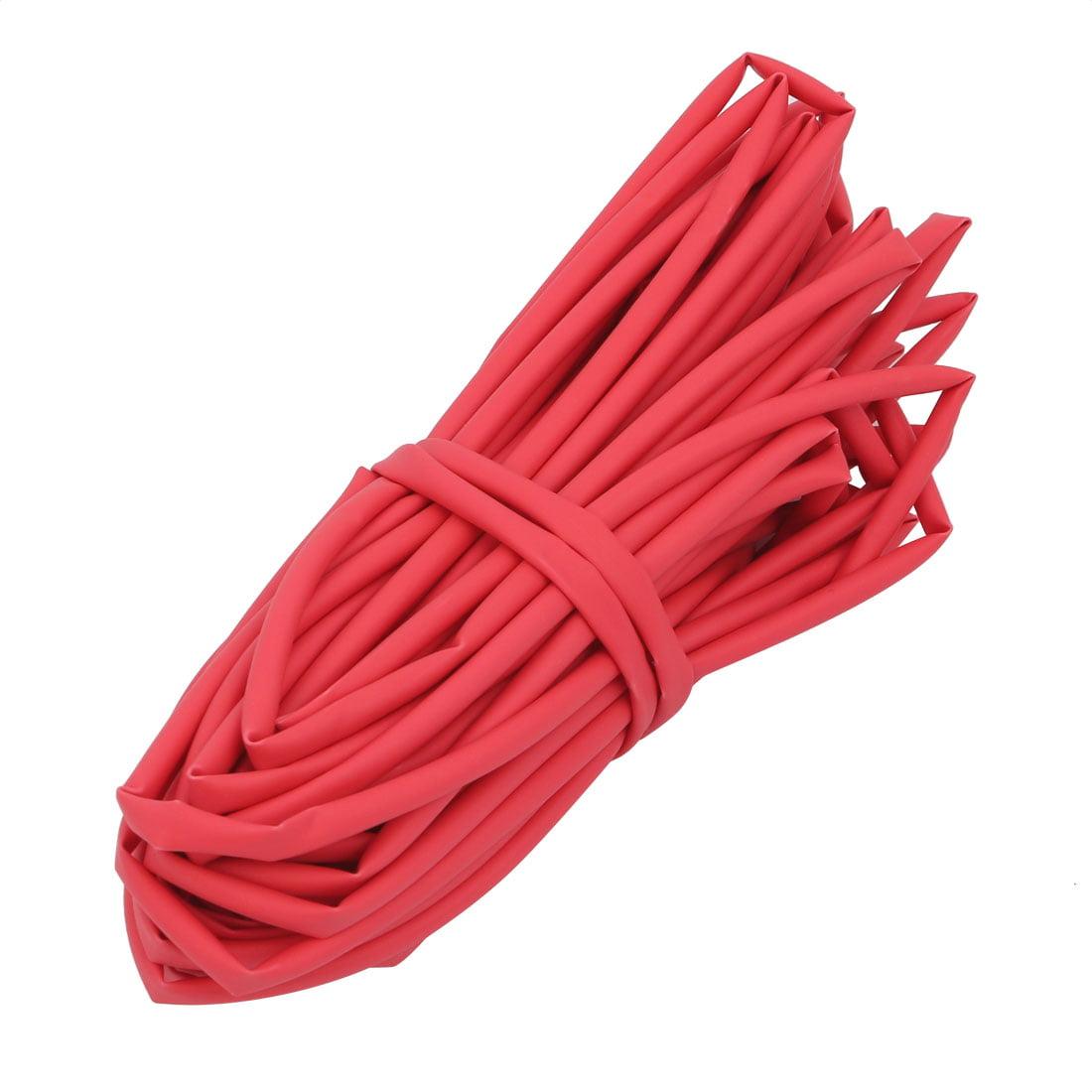 10M 2.5mm Inner Dia Polyolefin Flame Retardant Tube f Wire Repairing - image 2 of 2
