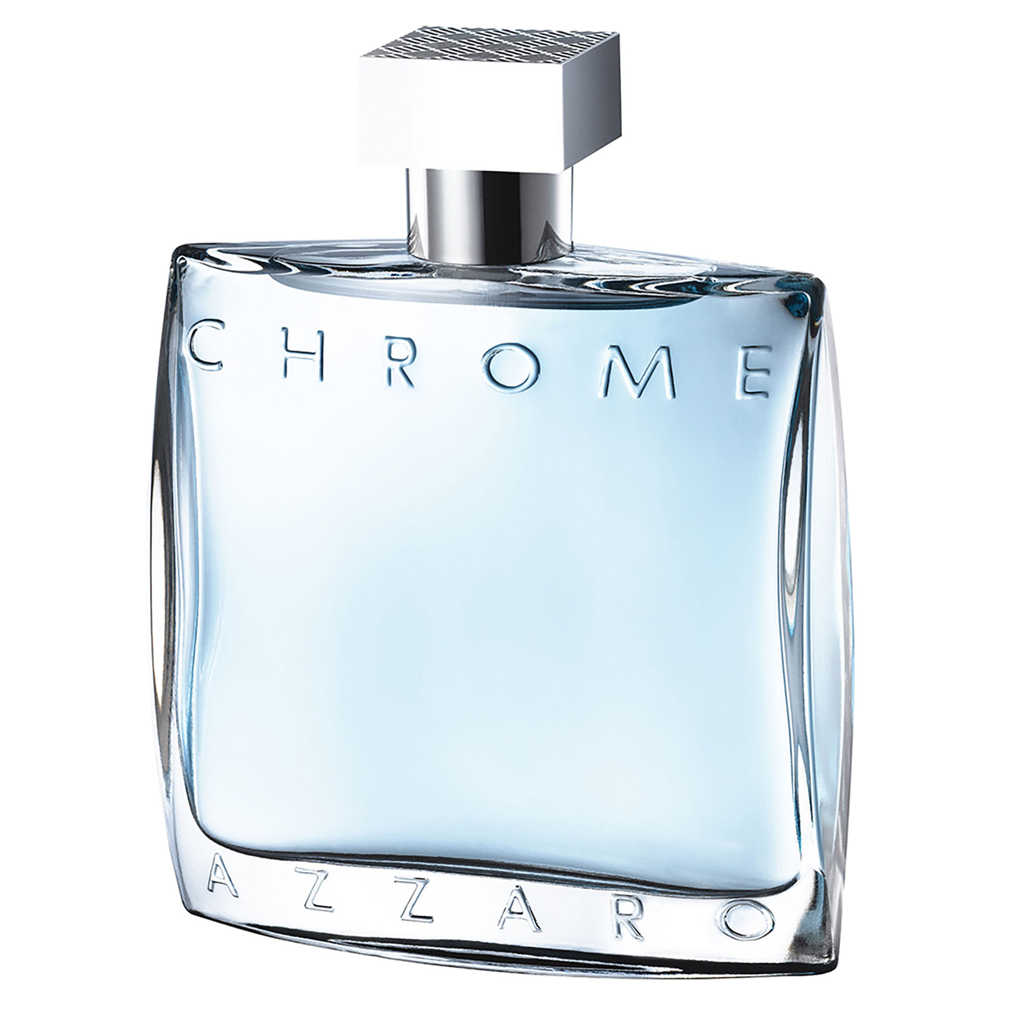 Azzaro Chrome EDT Spray for Men, 6.8 Oz