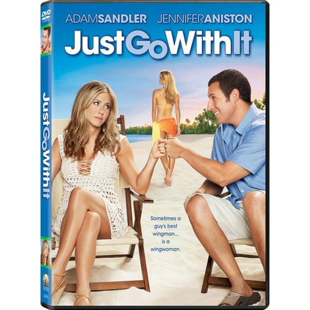 Just Go With It Dvd Walmart Com Walmart Com