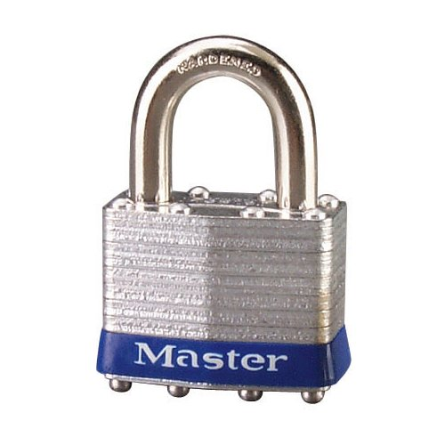 "Rekeyable Padlock,1-3/4""W MASTER LOCK 1UP"