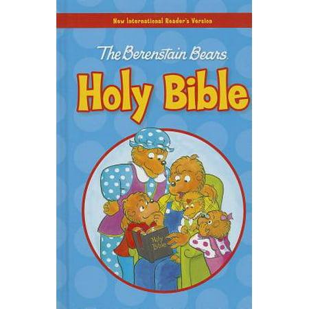 Berenstain Bears Holy Bible-NIRV