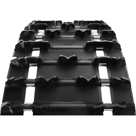 CAMSO 121 X 1.25 15 WIDE 2.52 PITCH RIPSAW II TRACK (121 By 15 Snowmobile Track)