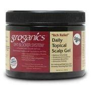Groganics Daily Gel topique Scalp - 6 oz
