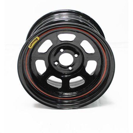 Bassett D58DH475 15x8 DOT D-Hole Wheel, 4x100 mm, 4.75