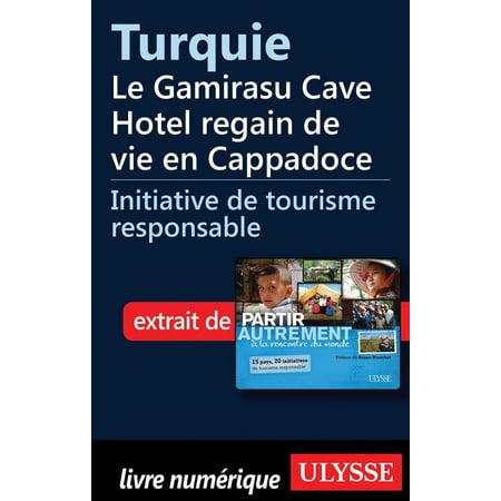 Fiesta De Halloween En Hoteles (Turquie - Le Gamirasu Cave Hotel regain de vie en Cappadoce -)