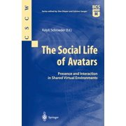 The Social Life of Avatars - eBook