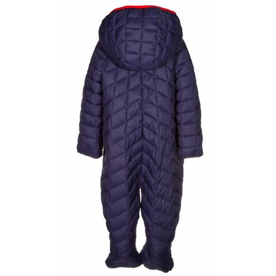 52f2539d8 Snozu - Snozu Infant Boys Fleece Lined Snowsuit (Navy