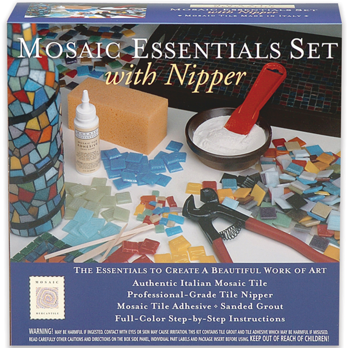Mosaic Essential Set with Nipper