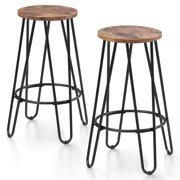 """FITUEYES 24"""" Counter Height Bar Stools, Set of 2"""