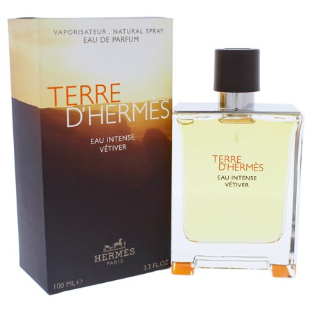 Terre D Eau Intense Vetiver by for Men - 3.3 oz EDP Spray