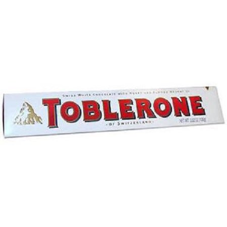 Product Of Toblerone White Chocolate Count 20 352 Oz Chocolate Candy Grab Varieties Flavors