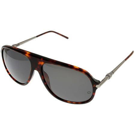 91df04fbe68e Mont Blanc - Mont Blanc Sunglasses Unisex Dark Havana MB327S 54A Size  Lens   Bridge  Temple  61-13-135 - Walmart.com