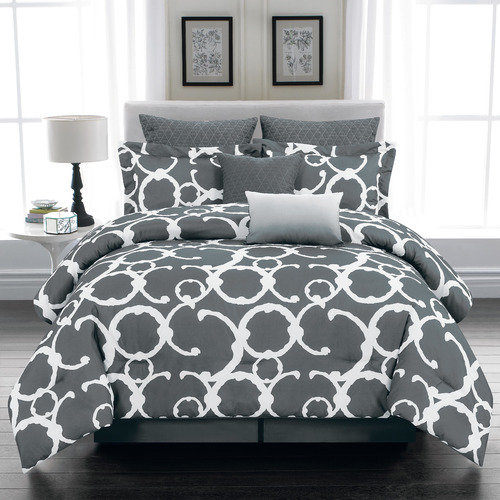 DR International Rhys 8 Piece Comforter Set