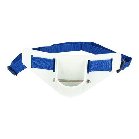 360 Degree Adjustable Professional Fishing Jigging Gimbal Waist Belt Harness Pad Fish Rod Pole Holder Belt (Fusing Harness)
