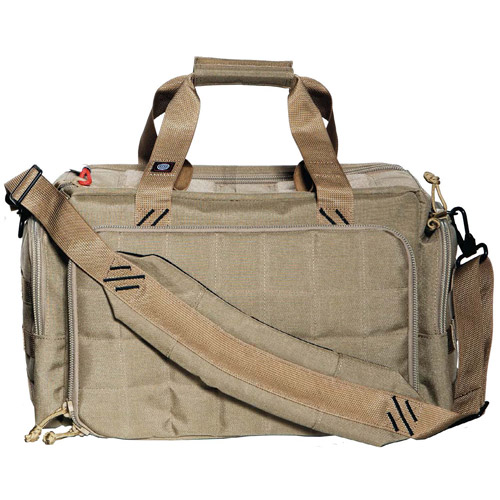 G.P.S. Tactical Range Bag with Insert