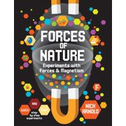 Hands-On Science: Forces of Nature: Experiments with Forces & Magnetism (Hardcover)