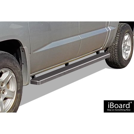 iBoard Running Board for Selected Dodge Dakota Quad Cab