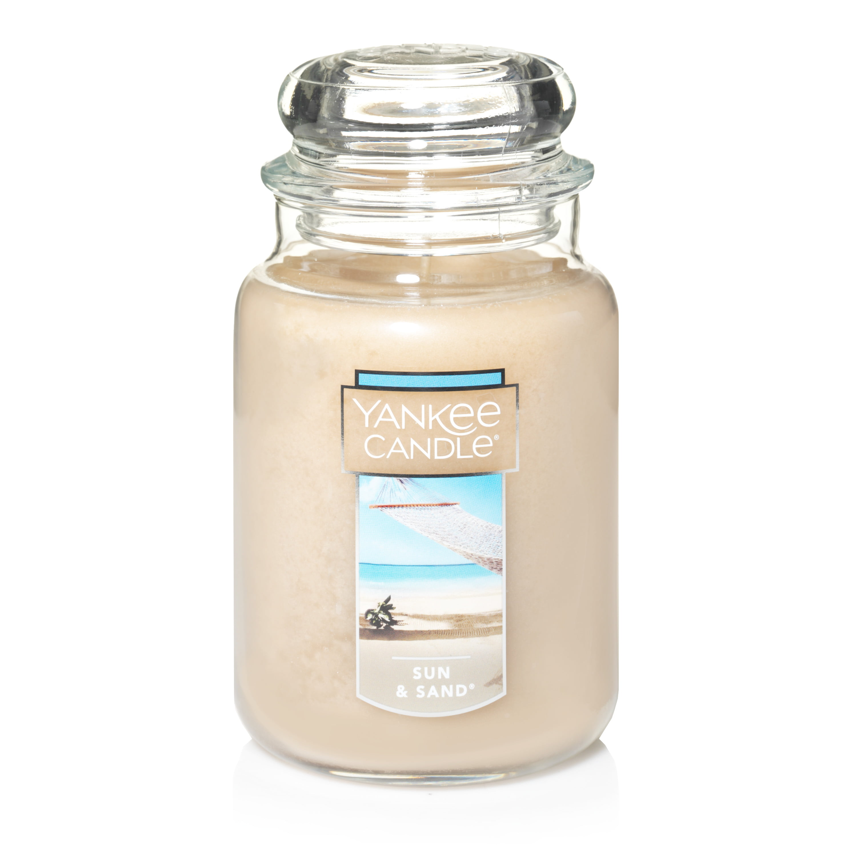 Yankee Candle Sun & Sand, 22 oz Large Jar by Yankee Candle Company, Inc.