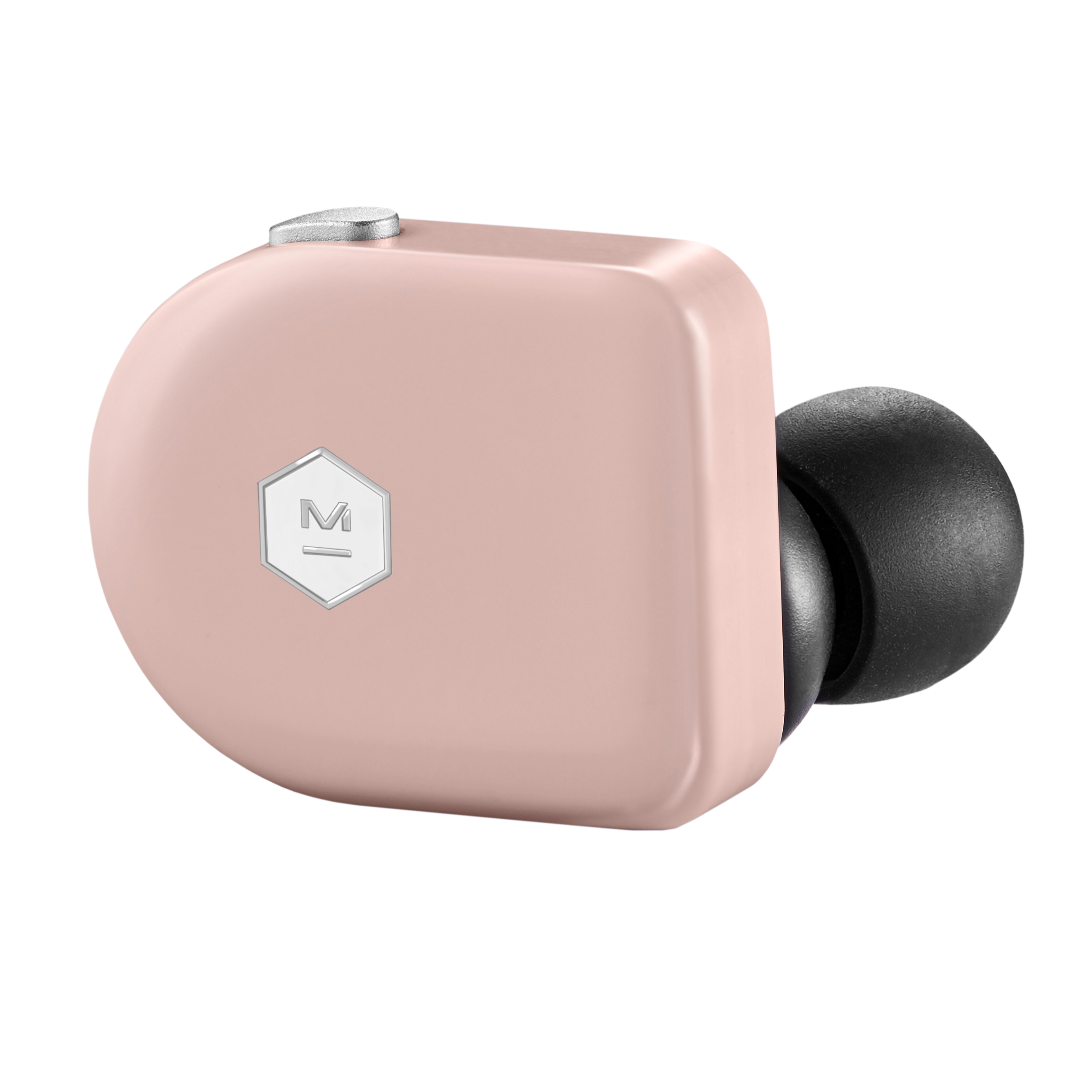 Master & Dynamic MW07 True Wireless Earphones - Pink Coral