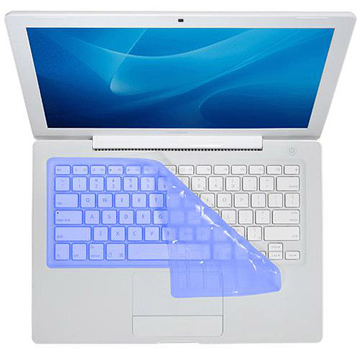 Dr. Bott Keyboard Cover for MacBook Pro/Air, Purple