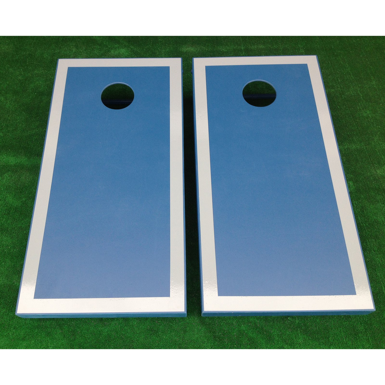 Exclusive! Bordered Tournament Cornhole Set