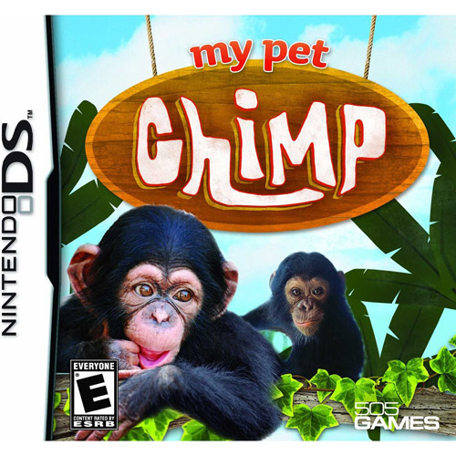My Pet Chimp (DS)