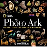 National Geographic The Photo Ark : One Man's Quest to Document the World's Animals