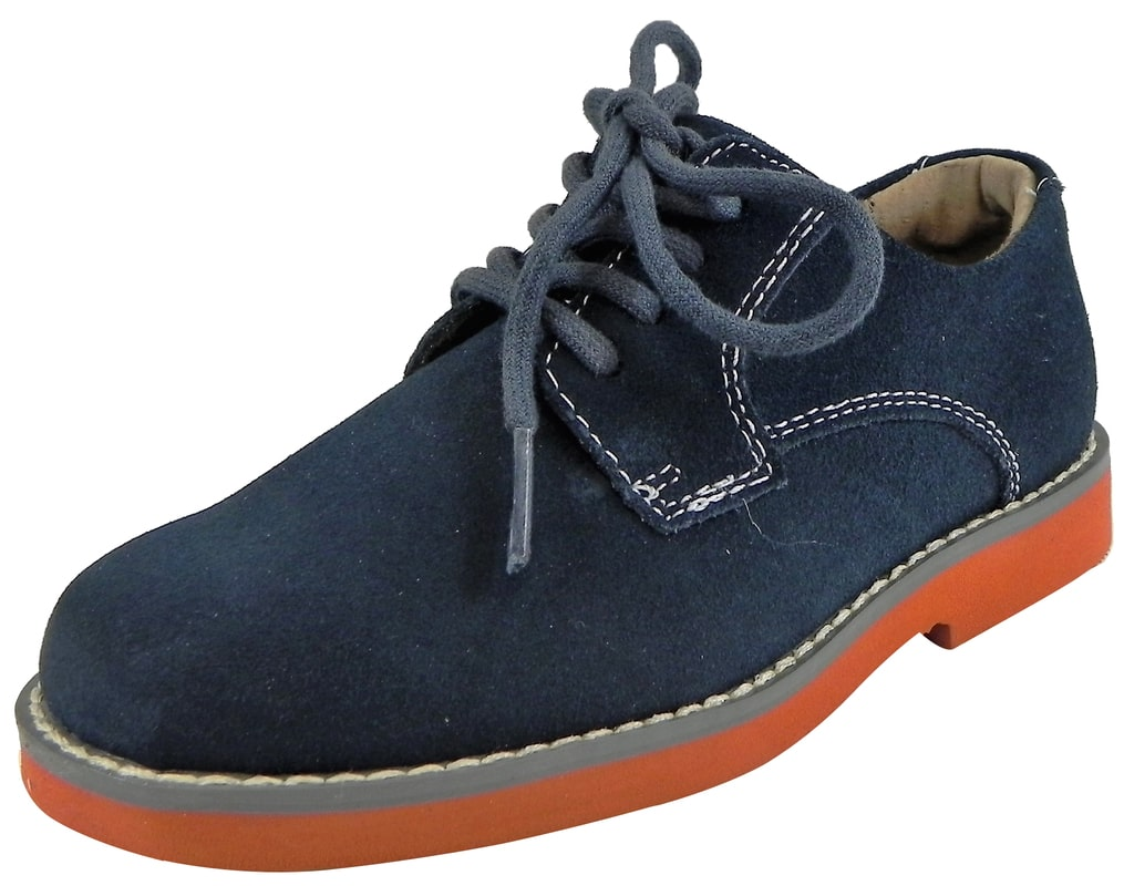 Florsheim Kids Kearny Jr Uniform Oxford (Toddler Little Kid Big Kid) by Florsheim