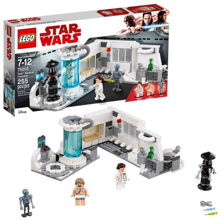 LEGO Star Wars TM Hoth Medical Chamber 75203 Building Set