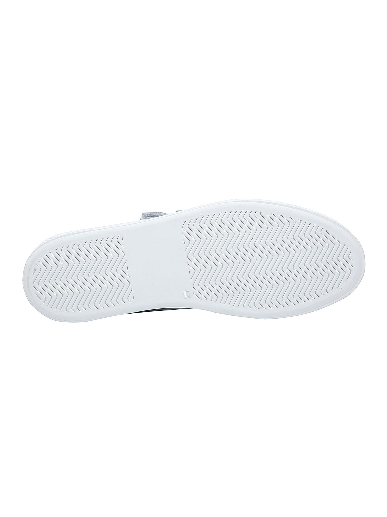 AMI Men's 3 Strap Sneakers H16S17.90 White