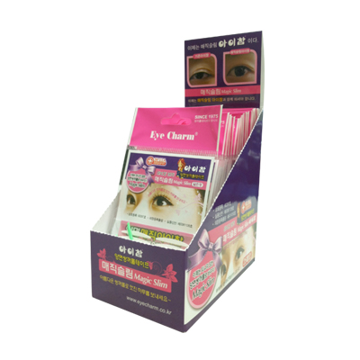Eye Charm Magic Slim Double Sided Eyelid Tape (25 pkgs. o...