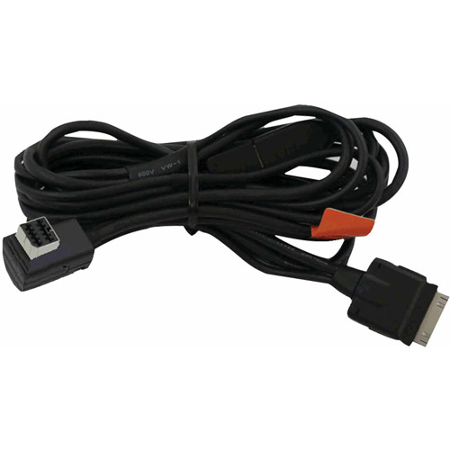Pioneer CD-iu201n iPhone 4/4S Video, Audio and Control Cable for Navigation Receivers