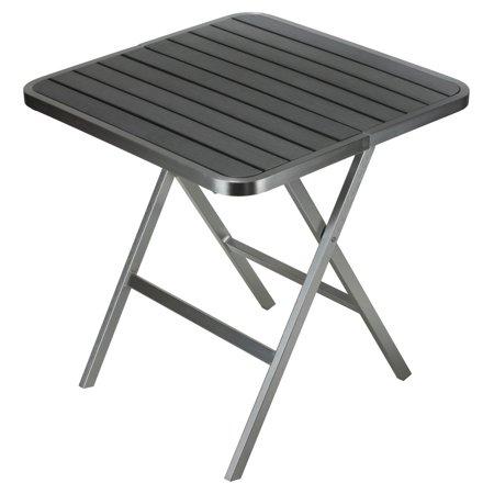Cortesi Home Maxwell Folding Patio Dining Table