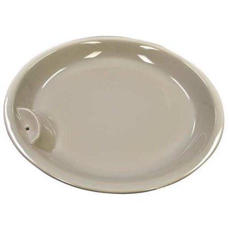 SPRING USA 9554-59/36 Food Pan,PorcelainRound,2-1/2 qt. (Spring Usp)