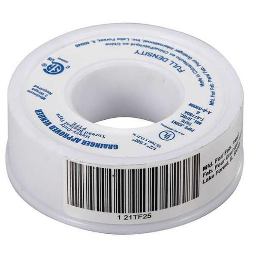 21TF25 Sealant Tape, 1/2 x 520 In