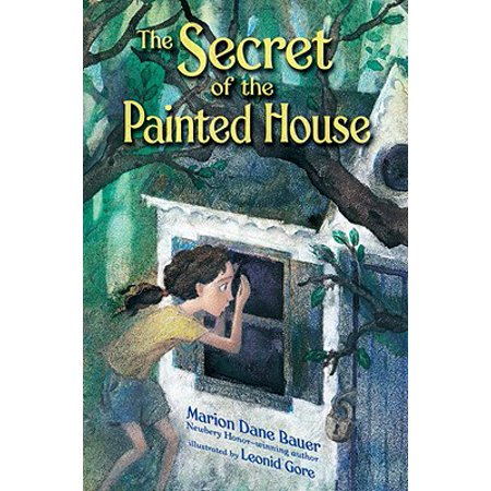 The Secret of the Painted House - eBook